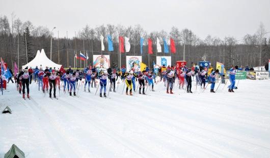 На первенстве России среди юниоров удмуртский лыжник Евгений Вахрушев выиграл серебро