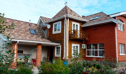 Самые необычные и дорогие загородные дома ижевчан