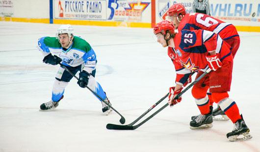Как это было: «Ижсталь» выиграла в первом финальном матче плей-офф ВХЛ