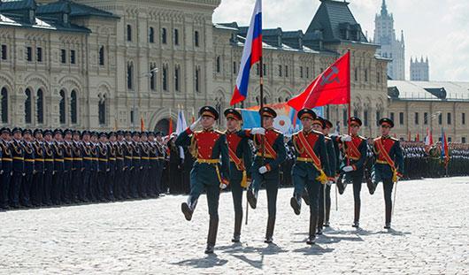 Ижевчане поедут на парад Победы в Москву и Севастополь