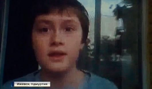 10-летний ижевчанин заявил о желании пожать Президенту России руку