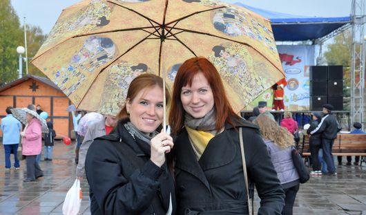 Ижевчан ожидают дождливые выходные