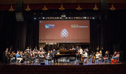 Валерий Гергиев в Ижевске: «Чайковский - это наше все!»