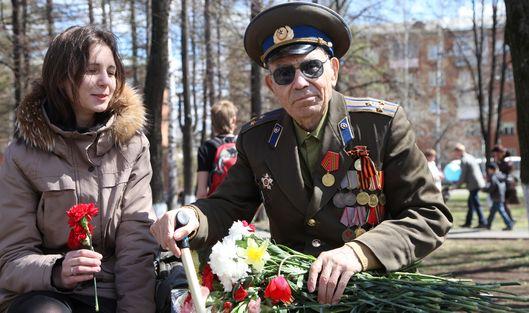 22 апреля в Ижевске начнут раздавать георгиевские ленточки