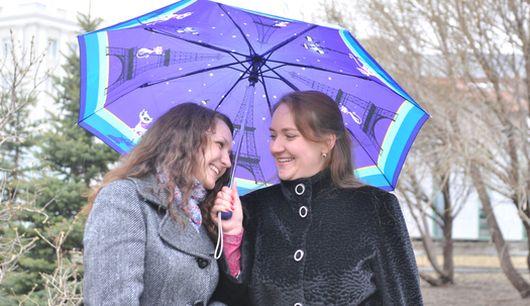 На неделе в Ижевске вновь ожидаются дожди