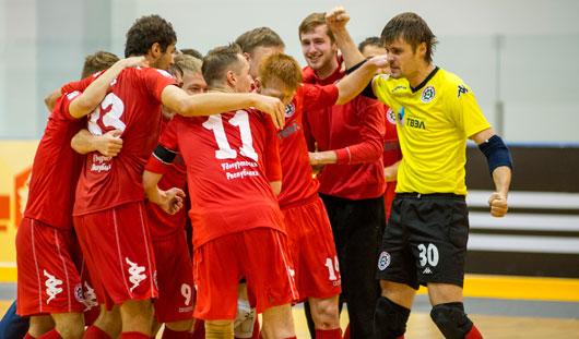 Футболисты «Прогресса» проиграли второй матч подряд на выезде