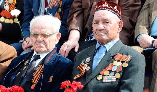 Более 700 ижевчан уже стали волонтерами к 70-летию Победы