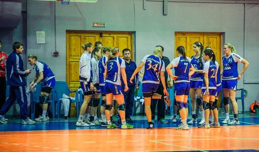 Ижевские гандболистки проиграли «Динамо-Синаре» из Волгограда со счетом 21:33