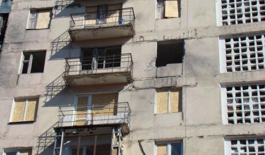 Ижевчанин в Донецке: город разрушают, чтобы людям некуда было вернуться