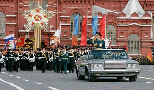 Ижевчане примут участие в Парадах Победы в Москве и Крыму