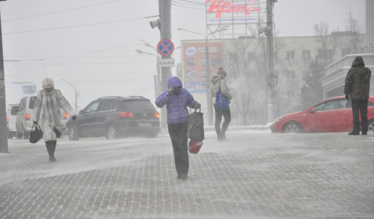 Ухудшение погоды ожидается в Ижевске