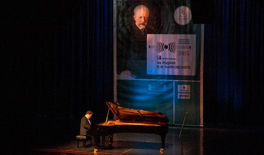 Весь Ижевск услышит Первый концерт для фортепиано с оркестром Чайковского