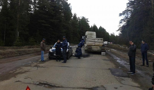 В Удмуртии в ДТП погиб мотоциклист