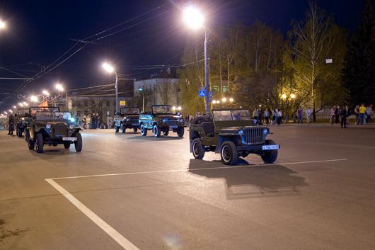 Какие дороги перекроют к 9 Мая в Ижевске?