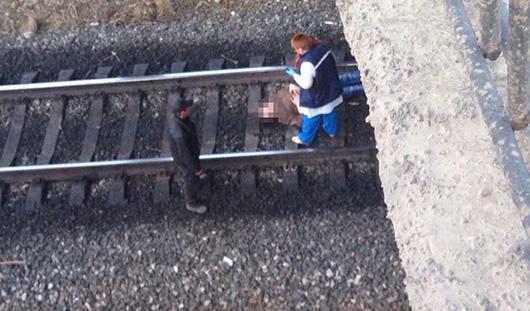 В Ижевске с моста на улице Новоажимова сбросился мужчина