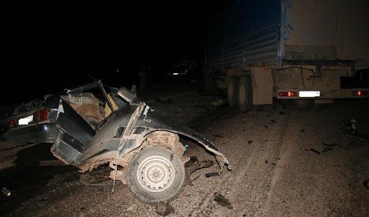 Под Ижевском в аварии погиб 23-летний водитель «тринадцатой»