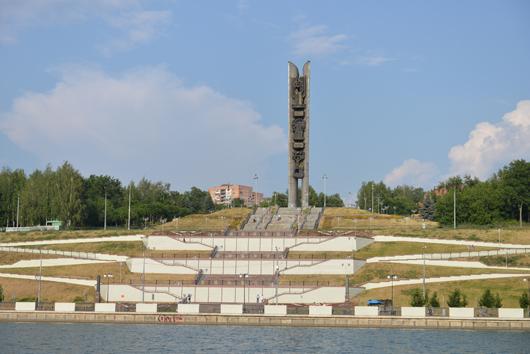 9 Мая в Ижевске  у Монумента Дружбы народов заложат «Капсулу времени»