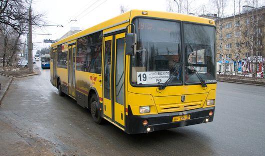 В Ижевске в майские праздники изменится расписание общественного транспорта