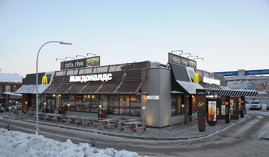 В Ижевске построят второй «McDonalds»