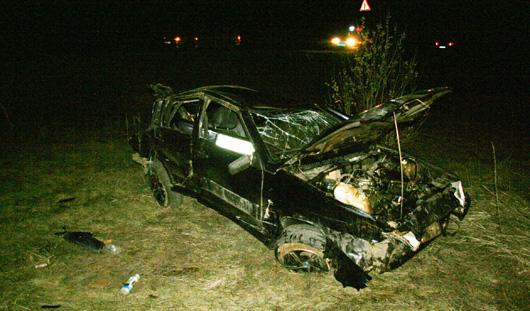 Два пассажира «четырнадцатой» погибли в Удмуртии в ДТП