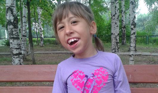 Нужна помощь: 9-летней Олесе из Ижевска нужен ортопедический велосипед