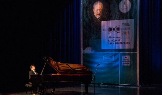 Концерт Дениса Мацуева и Мариинского театра будут транслировать в Ижевске