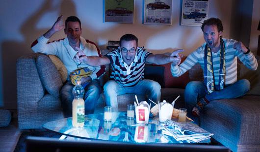 В майские выходные ижевчане смотрели мультфильмы, сериалы и хоккей