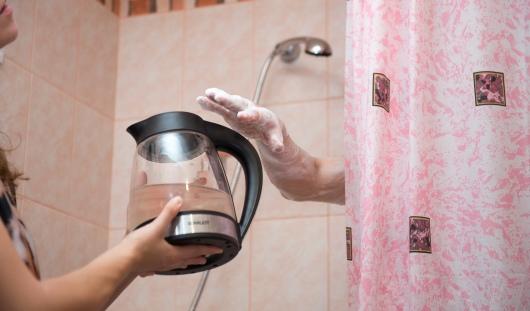 С 12 мая в Ижевске начнут отключать горячую воду