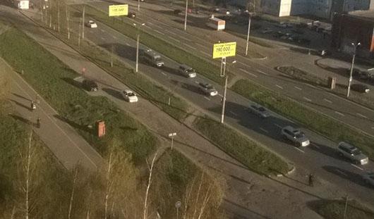 Из-за фестиваля Чайковского на дорогах Удмуртии выставлены посты полиции