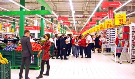 Торговые сети продляют  «заморозку» цен на некоторые виды товаров