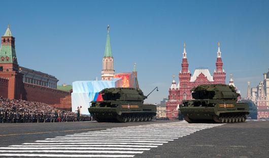 В Параде Победы примет участие зенитный ракетный комплекс, произведенный на ИЭМЗ «Купол»