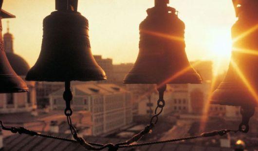 Колокола храмов звенели в полдень 9 мая в Удмуртии