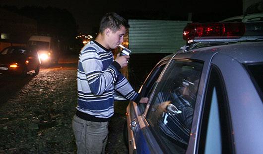 В Удмуртии 109 водителей за 9 и 10 мая сели за руль пьяными