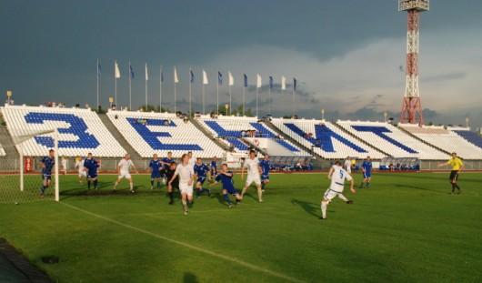 Ижевские «зенитовцы» на своем поле примут футболистов из Казани