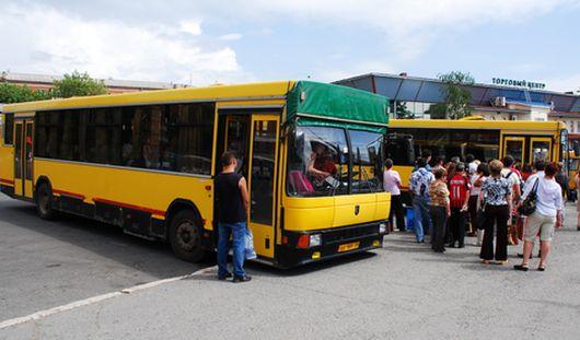 Когда в районе Шунды автобусы будут курсировать регулярно?