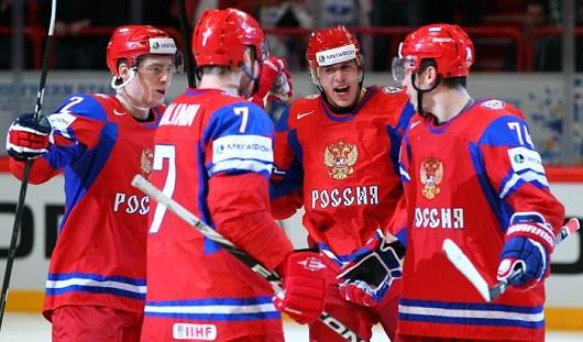 Сборная России не смогла одолеть Финляндию на ЧМ-2015