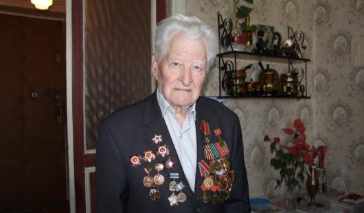 Ижевский ветеран вернулся с Парада Победы в Москве