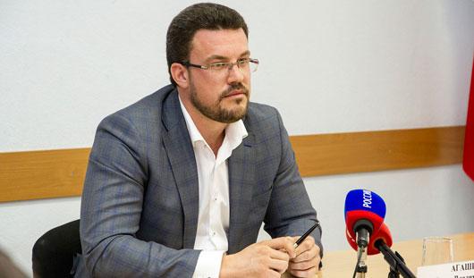 Денис Агашин: Давления со стороны руководства Удмуртии на меня не было!
