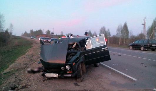 В аварии в Удмуртии погибла семья: родные не смогли сказать 12-летней девочке о смерти мамы