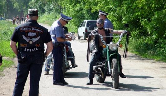 В Удмуртии начались проверки мотоциклистов на наличие прав и трезвость