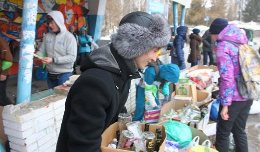 В Ижевске пройдет экологическая акция «Разделяйка»
