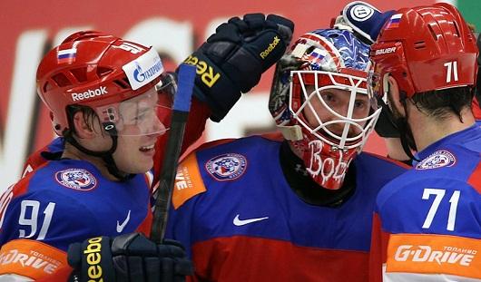 Сборная России вышла в финал ЧМ-2015
