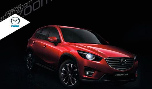 Mazda CX-5: городской интеллектуал