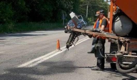 В мае в Ижевске восстановили почти 40 километров автодорог