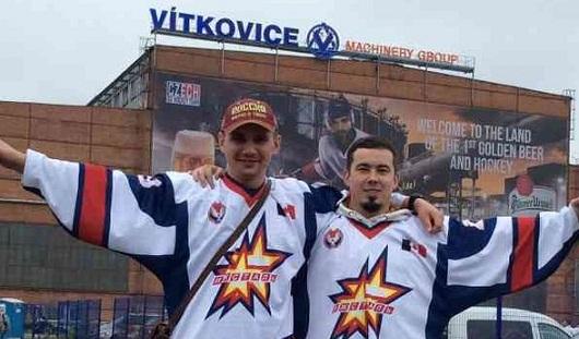Наши на Чемпионате мира: Ижевчане нашли клуб-близнец «Ижстали»в Чехии