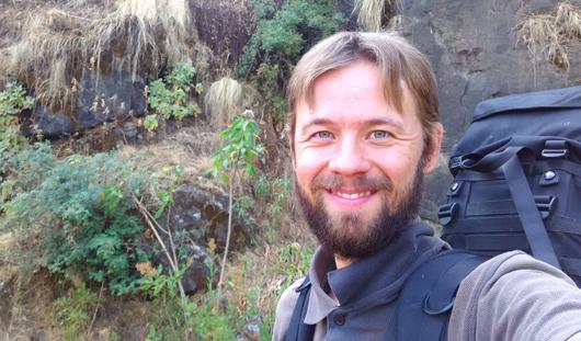 Путешествие ижевчанина в Африке: прогулки по пустыне, два дня в тюрьме и эвакуация на самолете МЧС