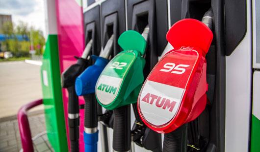 На АЗС «Башнефть» стартовали продажи бензина премиум-класса ATUM-95
