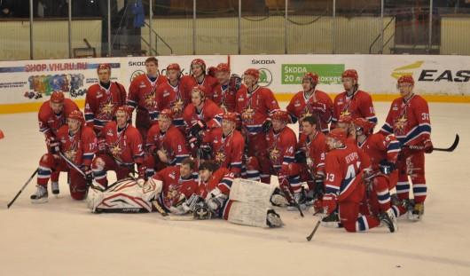 В Ижевске состоится празднование юбилея хоккейного клуба «Ижсталь»