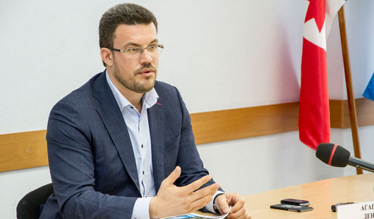 Экс-глава Администрации Ижевска Денис Агашин готовится съезжать из кабинета