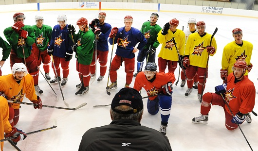 Хоккейный клуб «Ижсталь» примет участие в кубке «Ариады»